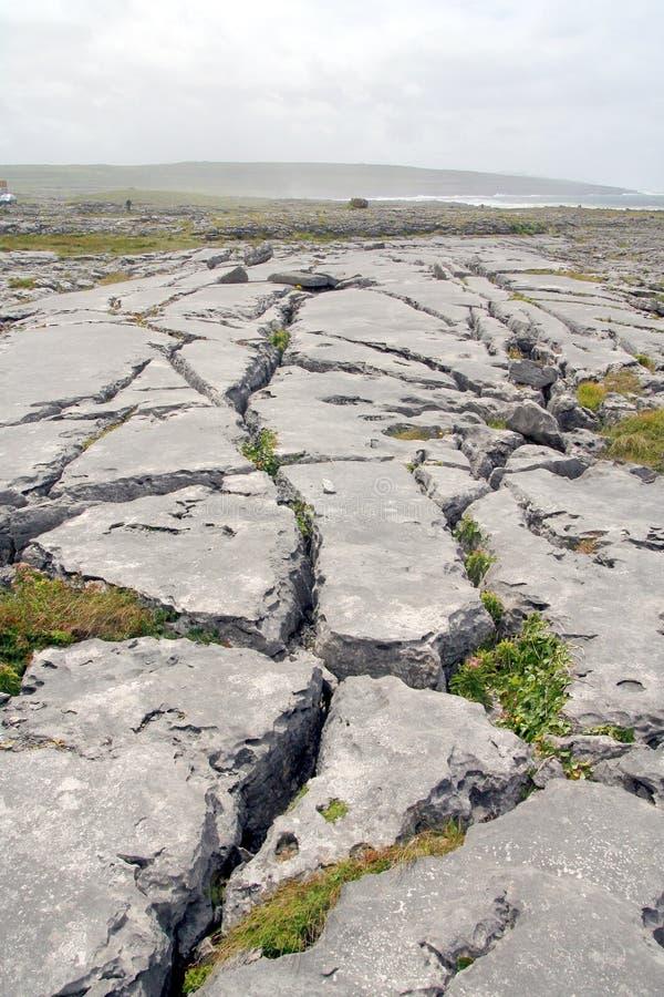 极大的岩石 免版税库存图片