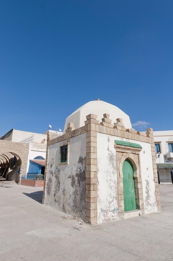 极大的摩洛哥清真寺safi 免版税库存照片