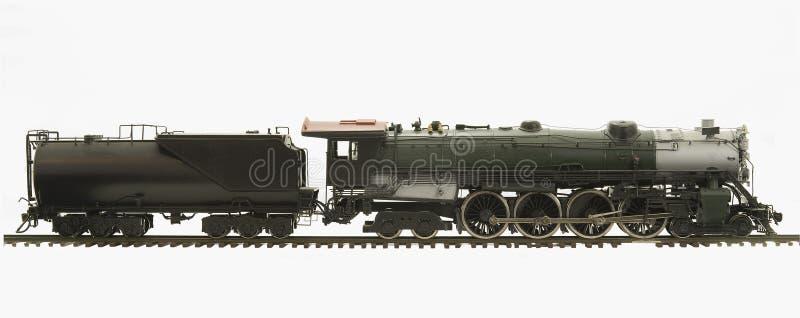 极大的模型北铁路缩放比例 库存照片