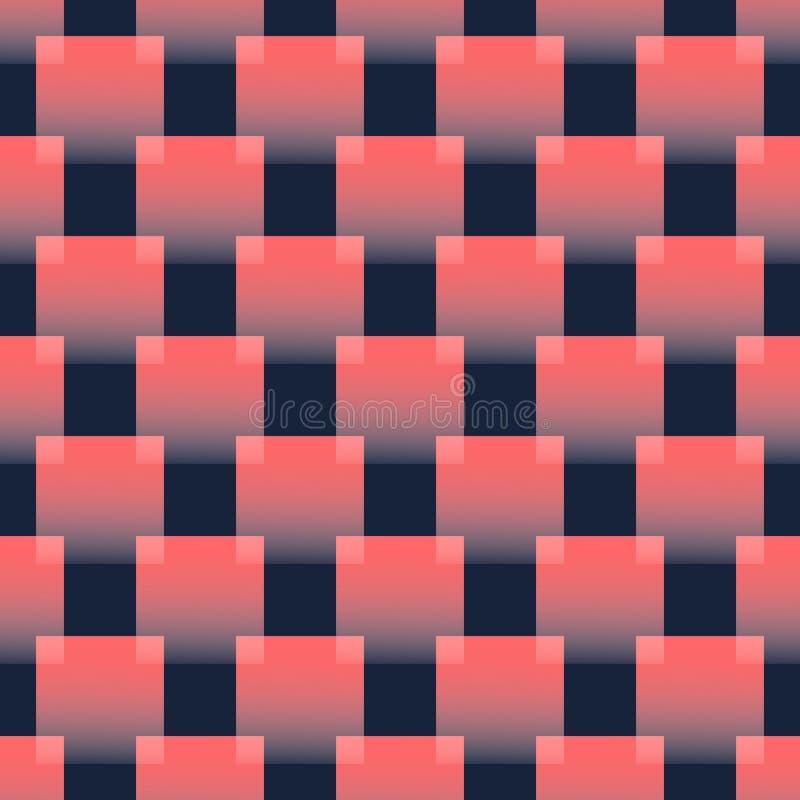 构思设计的现代企业模板 企业摘要背景 抽象几何形状 r 皇族释放例证