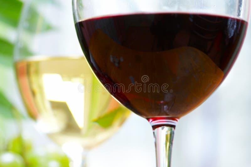 构成酒 免版税库存图片