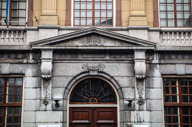 结构欧洲传统 免版税库存图片