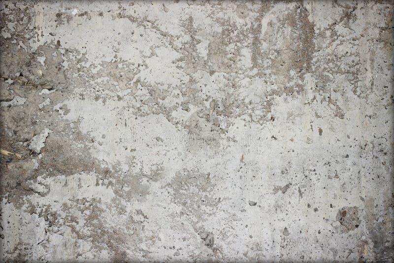 构造在难看的东西样式的混凝土墙背景的 免版税库存照片