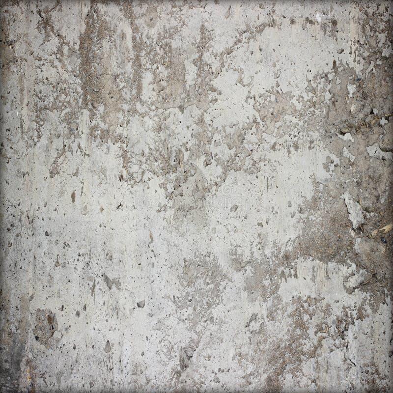 构造在难看的东西样式的混凝土墙背景的 图库摄影