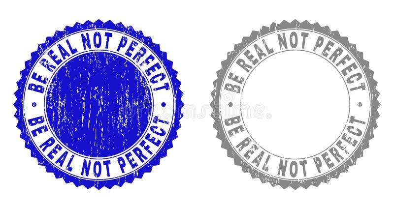 构造是真正的不完善的难看的东西邮票封印 皇族释放例证