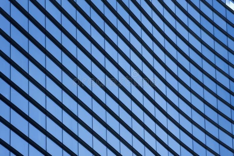 构造窗口商业中心 免版税库存照片