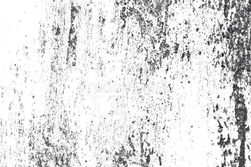 构造黑白抽象难看的东西样式 葡萄酒老表面摘要纹理  镇压,抓痕样式和纹理, 向量例证