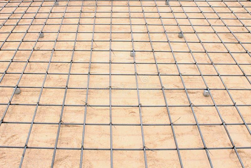 结构钢滤网 免版税库存图片