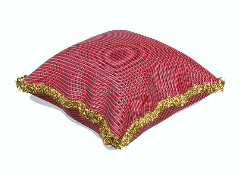 枕头 向量例证