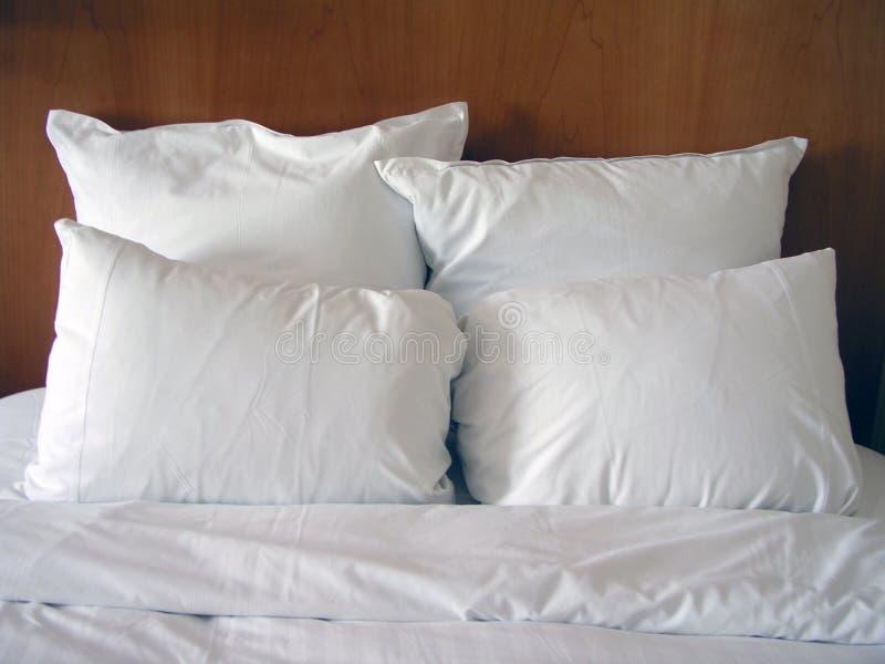 枕头 库存图片
