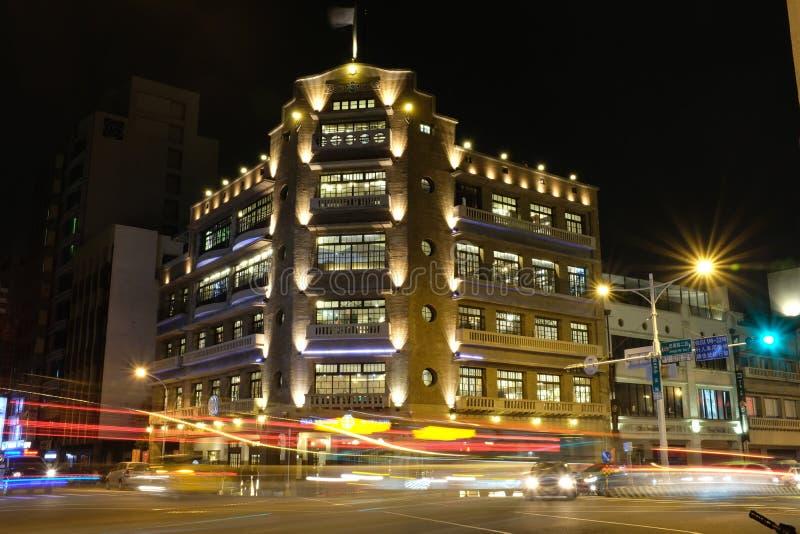 林百货商店在台南台湾 库存图片