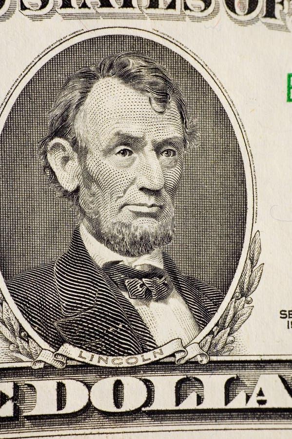 林肯 库存照片