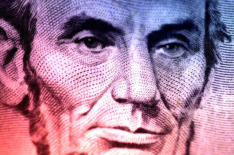林肯 免版税库存图片
