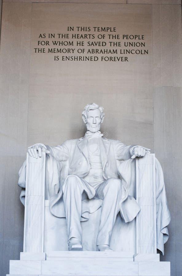 林肯 库存图片