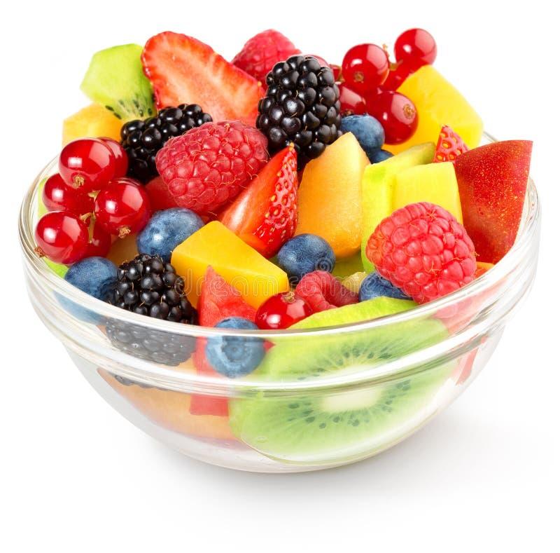 果子健康沙拉 库存图片