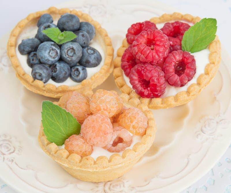 果子果子馅饼 库存图片