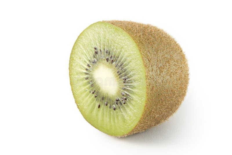 果子查出的猕猴桃白色 库存图片