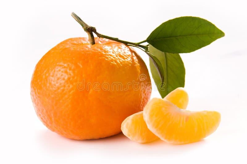 果子桔子 免版税库存照片