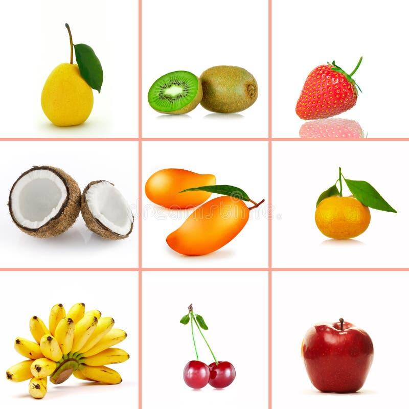 果子混合 免版税图库摄影