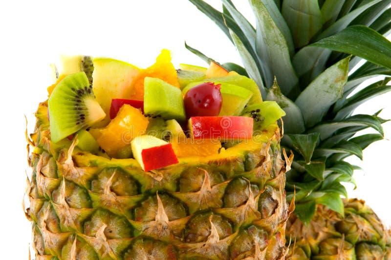 果子混杂热带 免版税库存照片