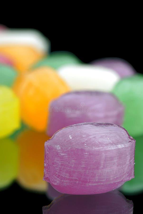 果子糖果。 图库摄影