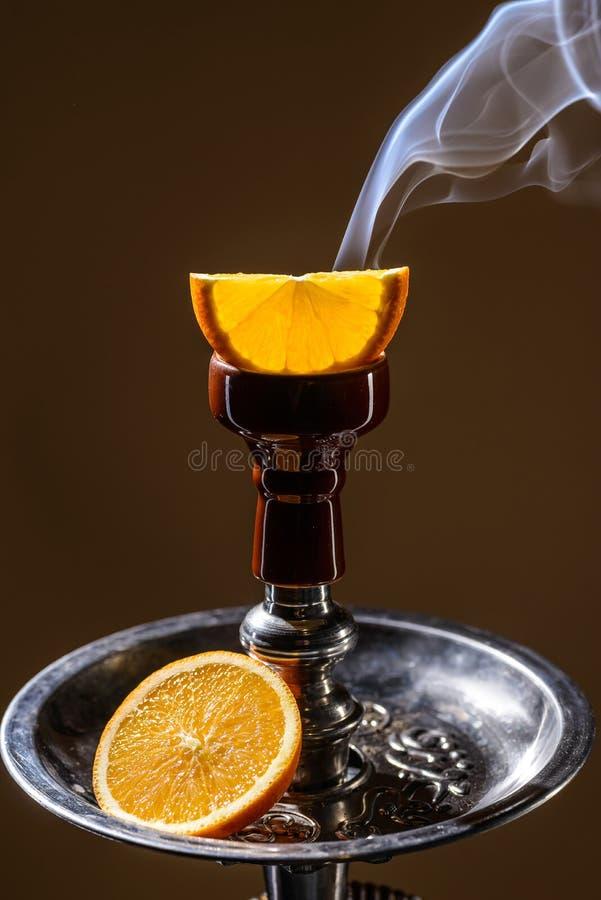 果子芳香水烟筒 免版税图库摄影