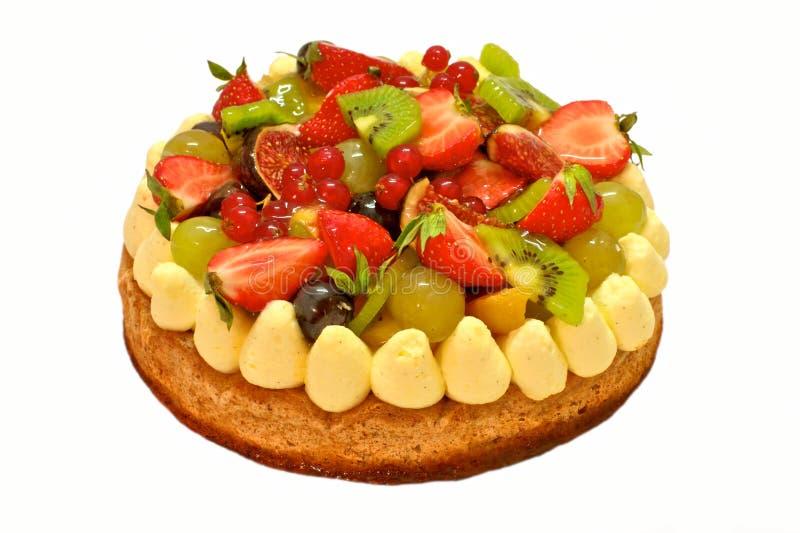 果子蛋糕 免版税图库摄影