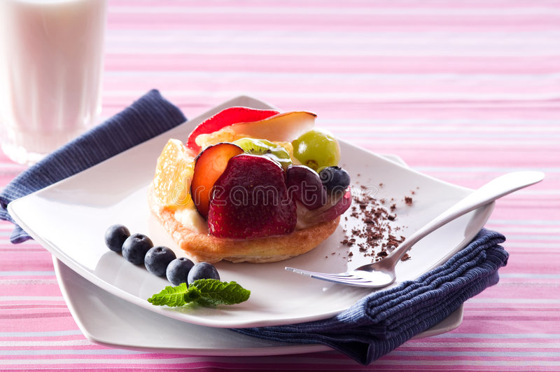 果子馅饼 免版税图库摄影