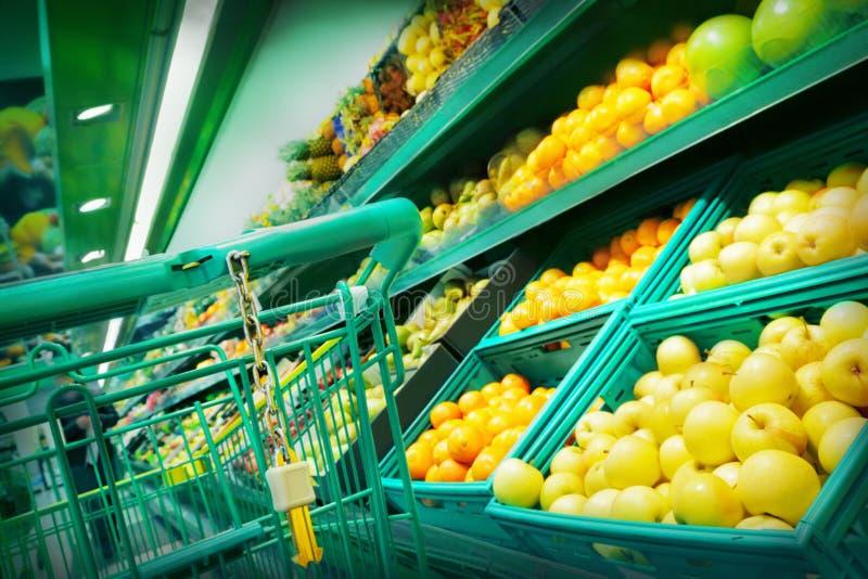 水果市场 免版税图库摄影