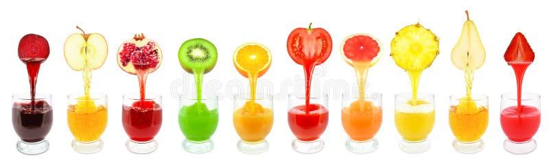 果汁 免版税图库摄影