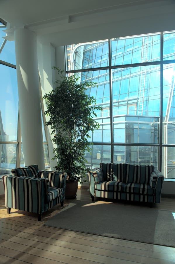 柏林大厦办公室 库存图片
