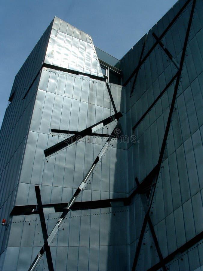 柏林犹太博物馆 库存图片