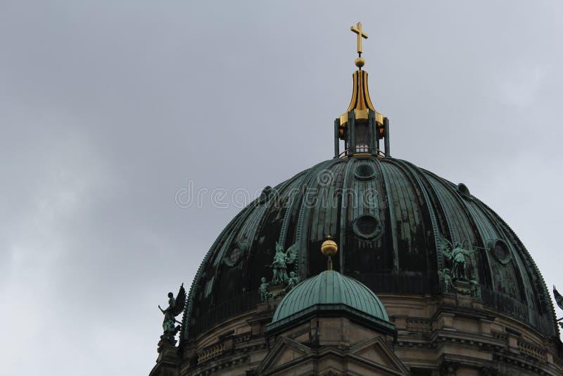 柏林艺术摄影建筑学著名欧洲市 图库摄影