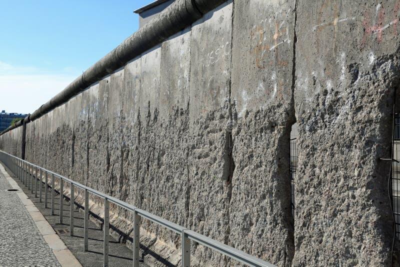 柏林围墙 免版税库存照片