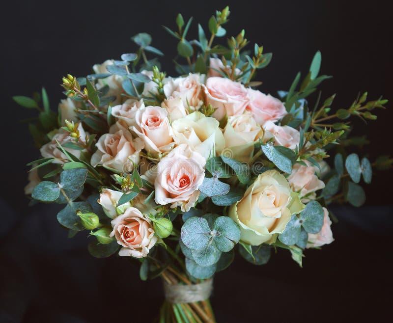 柔和的花束 免版税图库摄影
