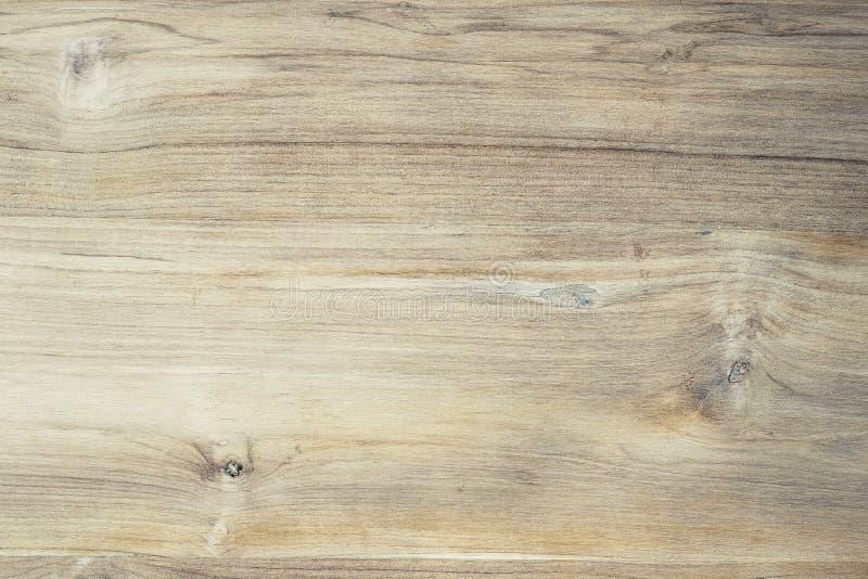 柚木树木头表面  免版税图库摄影