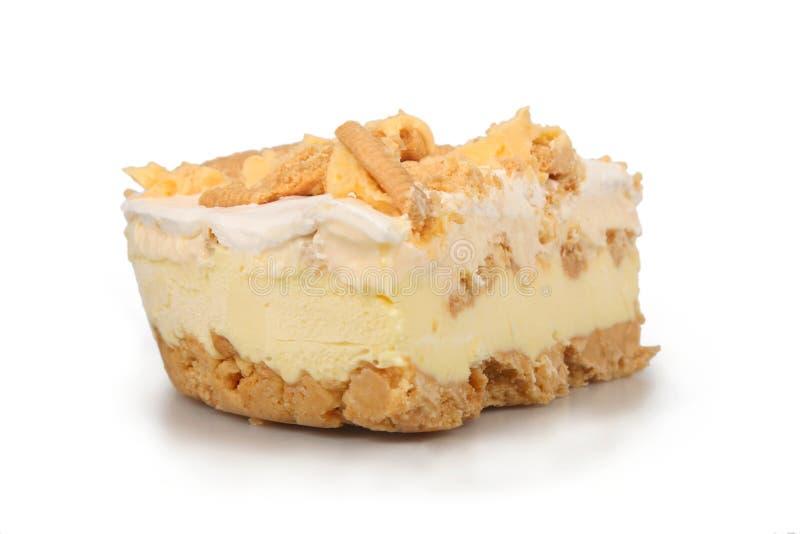 柠檬冰盒饼 库存图片