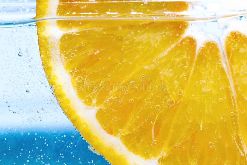 柠檬切片 库存照片