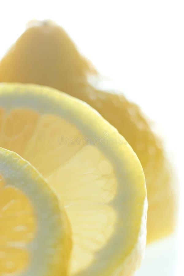 柠檬宏指令 图库摄影