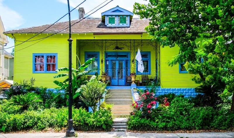 柠檬绿议院在新奥尔良,路易斯安那第7个病区图片