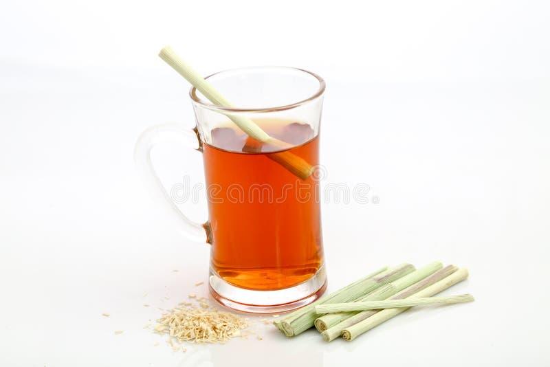 柠檬香茅茶 库存图片