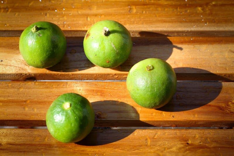 柠檬 泰国 免版税库存照片