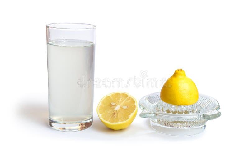柠檬水 免版税库存照片