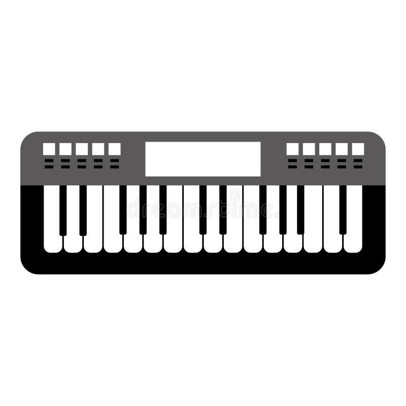 查出的关键董事会 hornsection仪器音乐零件萨克斯管 皇族释放例证