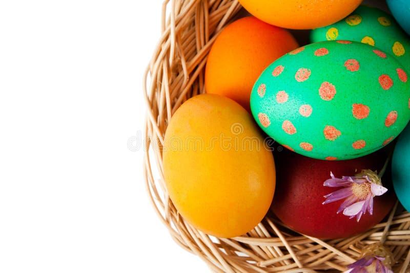 查出的复活节彩蛋 库存图片