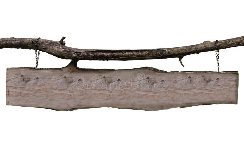 查出的木符号 库存照片
