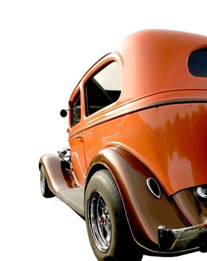 查出的汽车经典之作 免版税库存图片