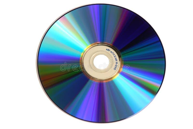 查出的盘dvd 库存照片
