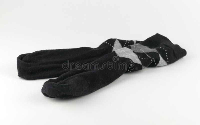 查出的袜子 库存照片