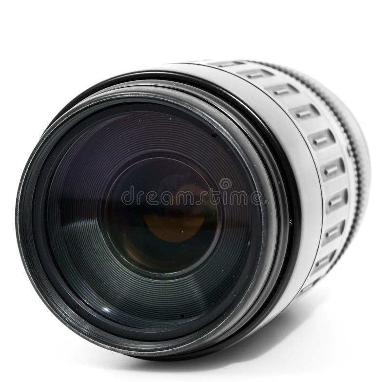 查出的透镜远缩放 图库摄影